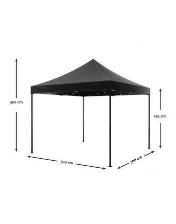 Easy-up Party tent